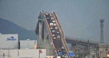 وحشتناک ترین پل جهان دیدنی است!