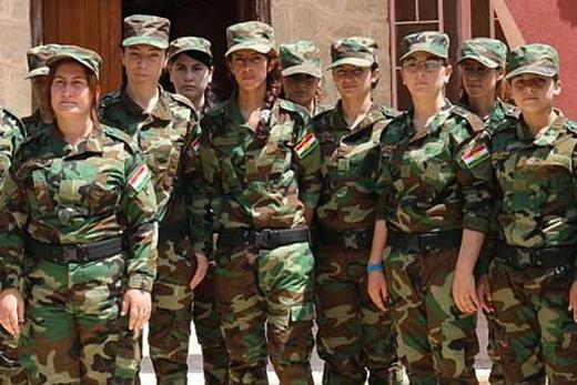 3698600 311 دخترانی که لرزه بر تن داعش میاندازند