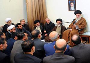 بیانات رهبر معظم انقلاب اسلامی در دیدار مسئولان و دستاندرکاران حج