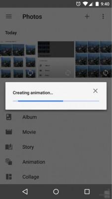 با  گوگل Photos  انیمیشن بسازید + آموزش