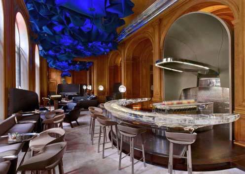بهترین طراحی رستوران در سال 2015  + تصاویر