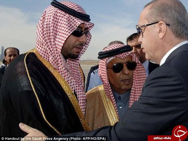 تجاوز وحشیانه پسر آل سعود به زنان خدمتکار