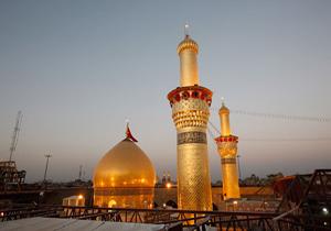 مشاهیر ایرانی مدفون در کربلا