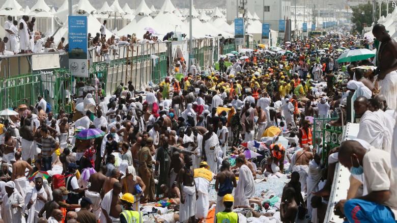 2000 کشته در نتیجه سوء مدیریت سعودیها در برگزاری مناسک حج