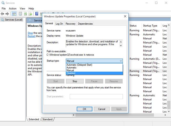 4 راه برای غیر فعال کردن آپدیت ویندوز//////در حال کار