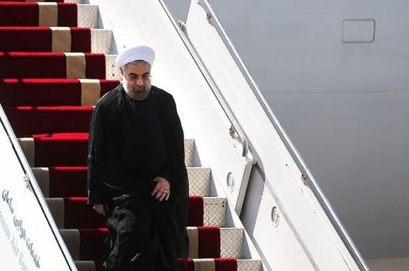 باشگاه خبرنگاران - رییس جمهوری از میانه سفر نیویورک، به تهران باز میگردد/حضور در مراسم انتقال پیکر قربانیان منا