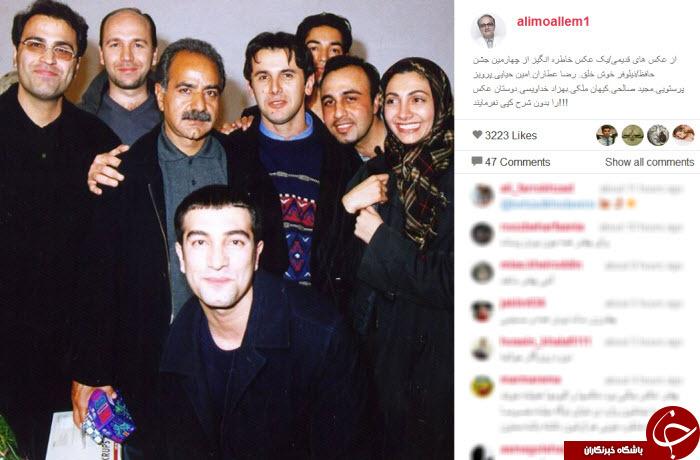 ستارگان سینمای ایران در جوانی+ عکس