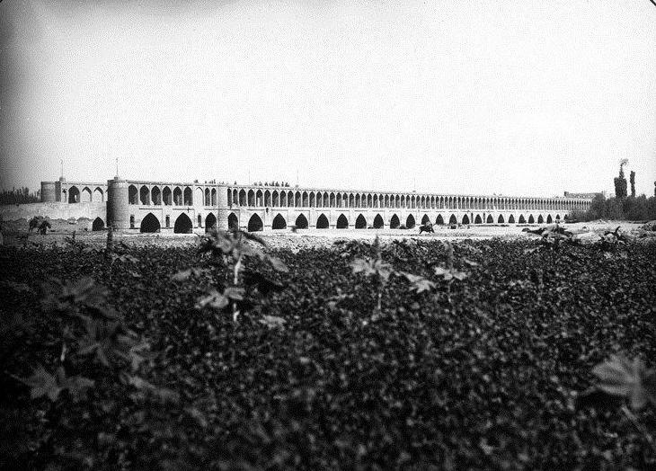 اصفهان در عصر قاجار+ تصاویر