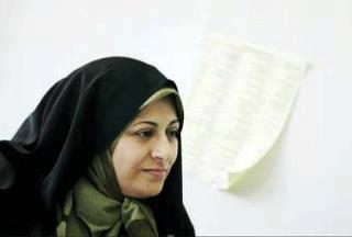 عکس همسر آزاده نامداری و خانواده اش + مشخصات