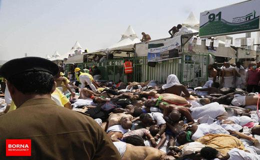 واقعیت گور دسته جمعی در عربستان +عکس