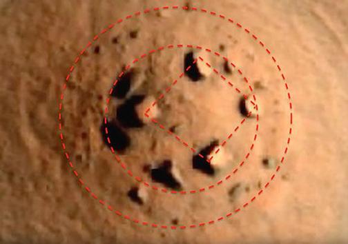5 کشف جدید از سیاره مریخ + تصاویر