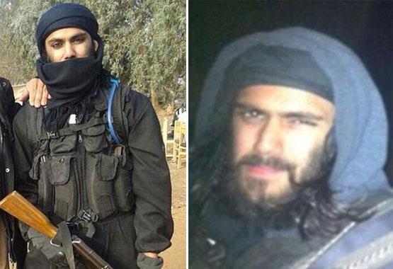 رونمایی از مانکن جدید داعش+ تصاویر