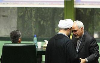 آقای ظریف! چرا راهت را کج نکردی تا با دستی که به خون ملت ایران آغشته است، دست ندهی؟