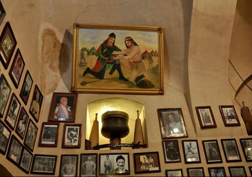 موزه میراث پهلوانی بیرجند با قدمتی 200 ساله + تصاویر