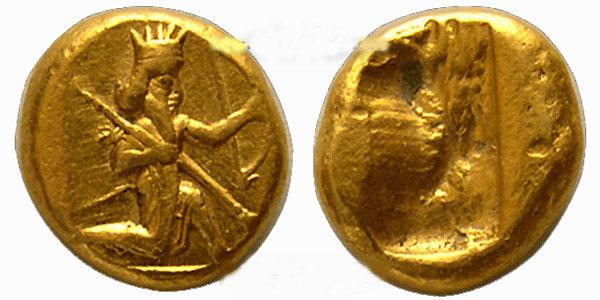 نخستین سکه های ایرانی درگذرزمان+عکس