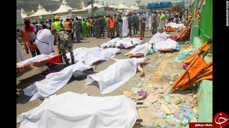 عربستان جا زد/ جانباختگان حادثه منا در کنار شهدا آرام می گیرند