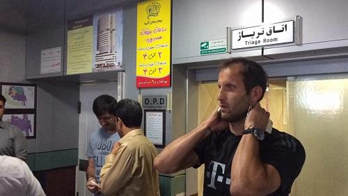 درگذشت ناگهانی هادی نوروزی!