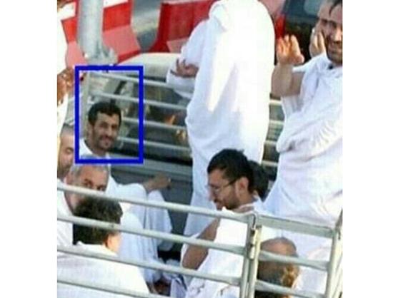 خلاف رفتن خودروی احمدی نژاد و کشتار حجاج!