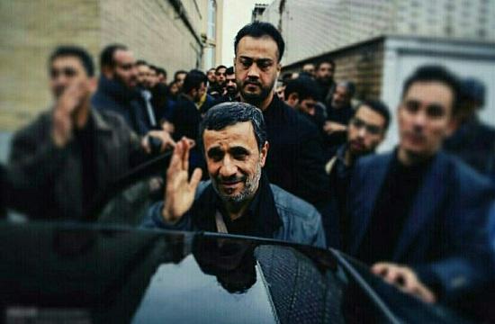 محافظ احمدی نژاد شهید شد+عکس