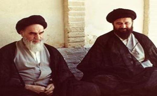 خاطره گویی مقام معظم رهبری از سیدمصطفی خمینی در شبکه مستند/همراه با تصاویر دیده نشده از حاج احمد