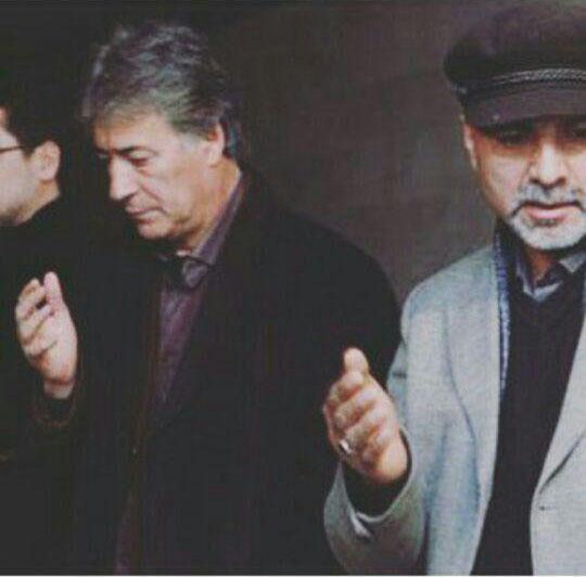 چهره های ورزشی در مراسم تاسوعای حسینی + عکس
