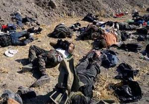 داعش 4 پیشمرگ کرد را سربرید/اعدام 12 کودک عراقی به دست داعش + فیلم و تصاویر