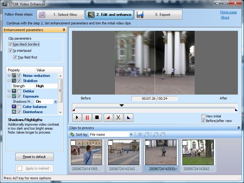 حل کردن مشکلات ویدیو با نرم افزار STOIK Video Enhancer