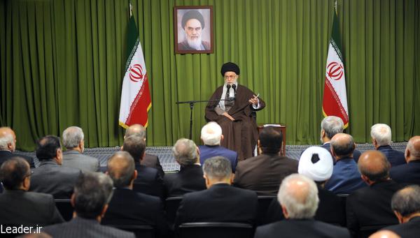 بیانات رهبر معظم انقلاب اسلامی در در دیدار وزیر امور خارجه و سفرا و کارداران جمهوری اسلامی