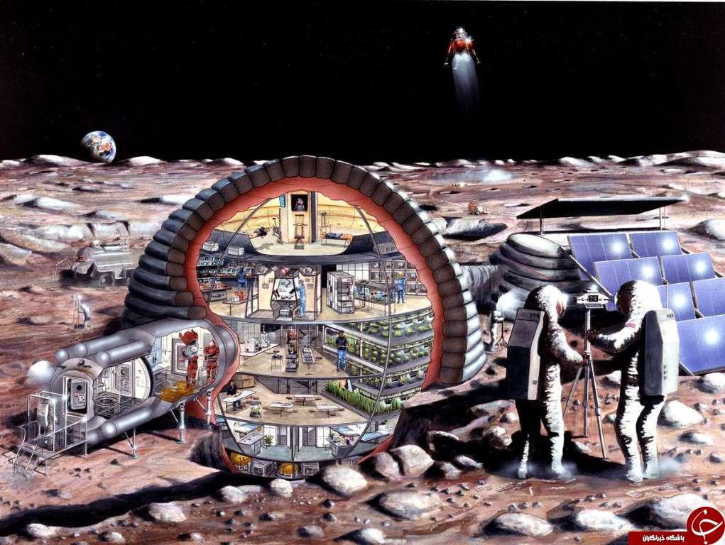 تلاش ناسا برای تحقق سفر به مریخ
