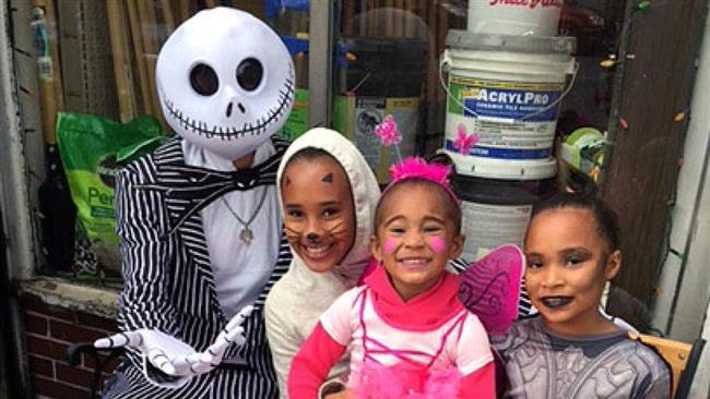 هالووین خونین در نیویورک