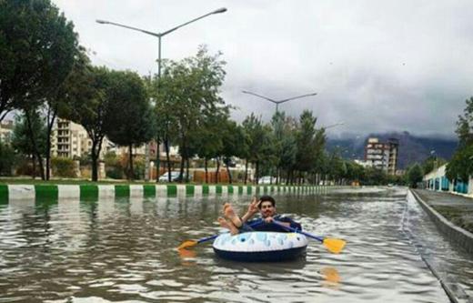 سایه ابوبکر بغدادی بر وزیر ایرانی! + عکس