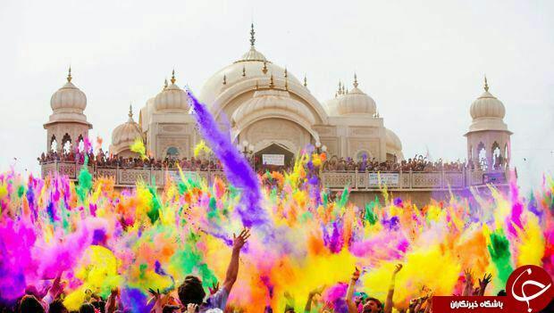 بزگترین فستیوال های جهان +تصاویر
