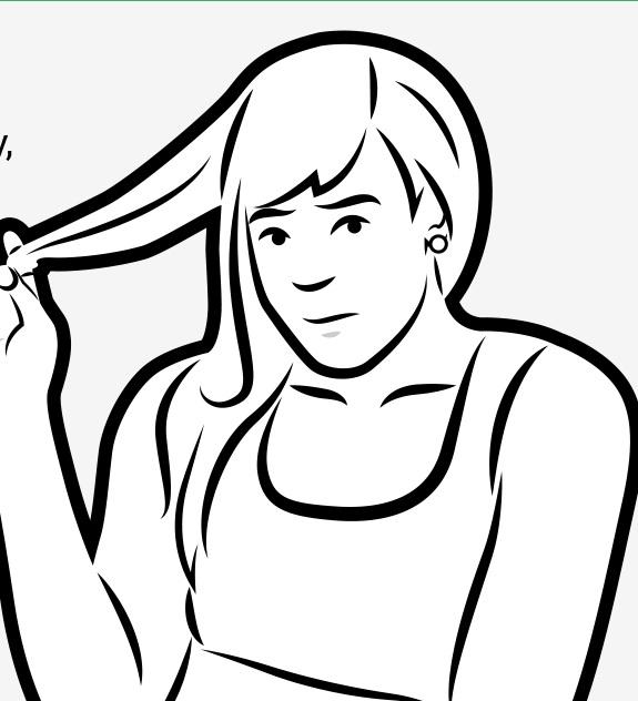 7 حرکتی که عصبی بودن شما را لو میدهند!
