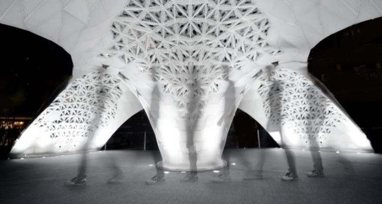 بزرگترین سازه چاپی سهبعدی جهان+عکس!