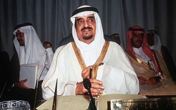 همسر پنهانی پادشاه عربستان خانواده سلطنتی را جریمه کرد + تصویر