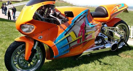 MTT Street fighter با سریع ترین موتورسیکلت های دنیا آشنا شوید+عکس!