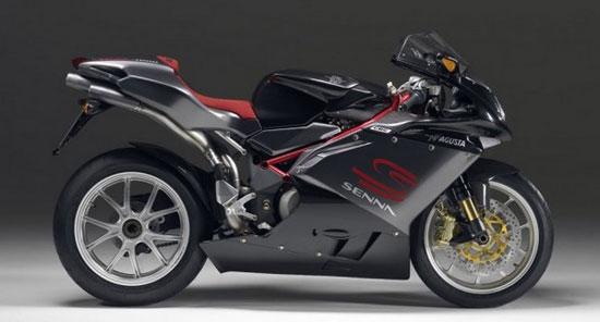 MV Agusta F4 با سریع ترین موتورسیکلت های دنیا آشنا شوید+عکس!