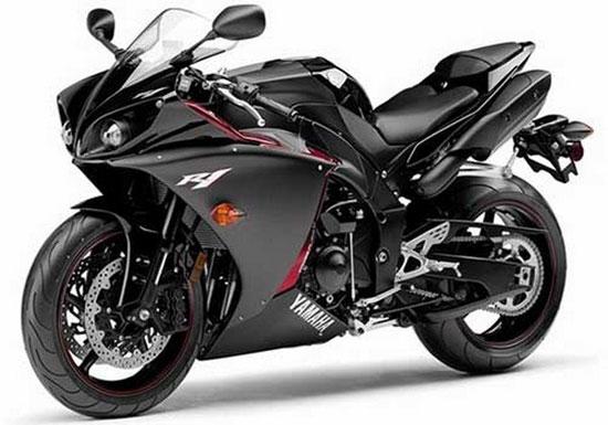 Yamaha YZF R1 2012 با سریع ترین موتورسیکلت های دنیا آشنا شوید+عکس!