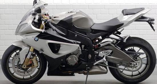 BMW S100 RR با سریع ترین موتورسیکلت های دنیا آشنا شوید+عکس!