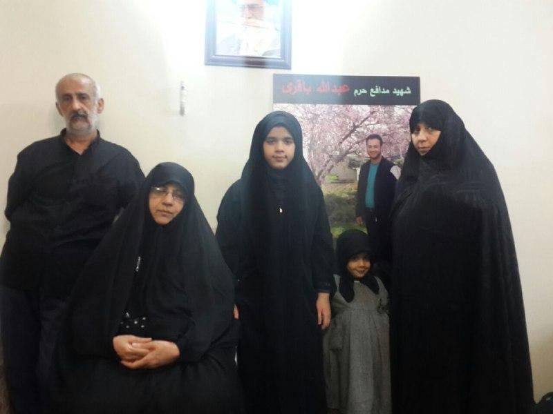 از نحوه آشنایی با احمدی نژاد تا شهادت در تپههای بلاصم+ تصاویر