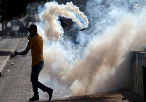 3763849 692 رژیم صهیونیستی فلسطینیها را با گاز اشک آور میکشد