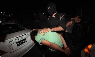 موبایل قاپان خشن شهرک ولیعصر در دام پلیس پایتخت اسیر شدند