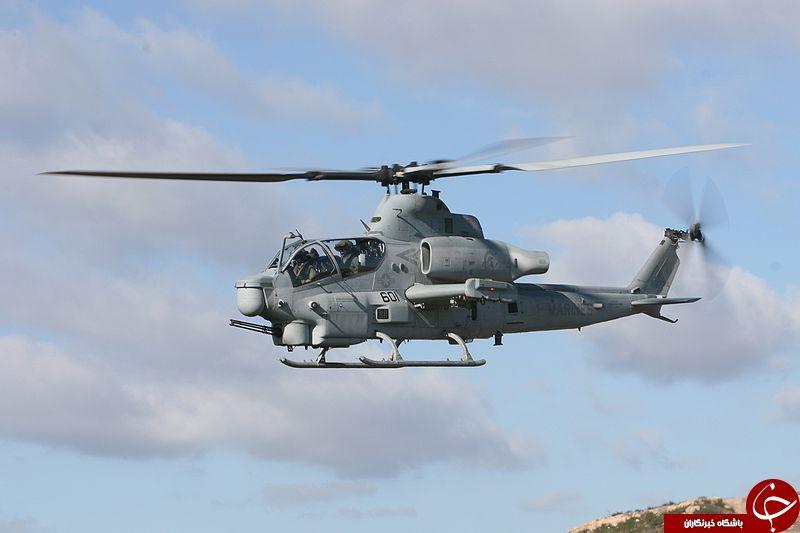 برترین هلیکوپترهای جنگی جهان آشنا شوید+عکس !