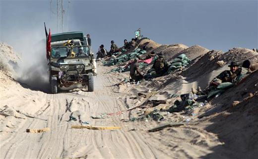انفجار بمب در عراق و مرگ 7 نیروی داوطلب مردمی