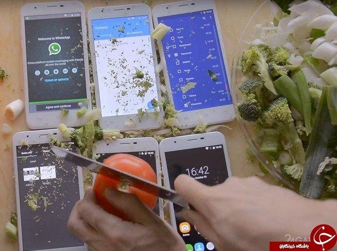 روی این موبایل میتوان سبزی خرد کرد و دهها ویژگی منحصربفرد دیگر + تصاویر
