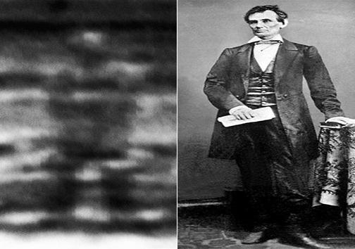 روح لینکلن در کاخ سفید + تصاویر