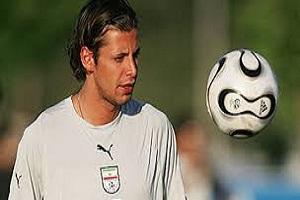 خداحافظی زندی در دیدار مقابل رئال مادرید