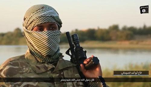 الشباب با داعش بیعت کرد+ تصاویر