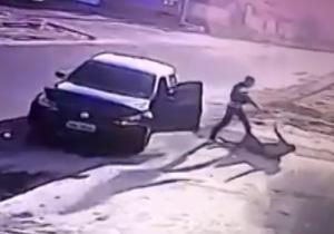 افسر پلیس دو بیگناه را به قتل رساند + فیلم