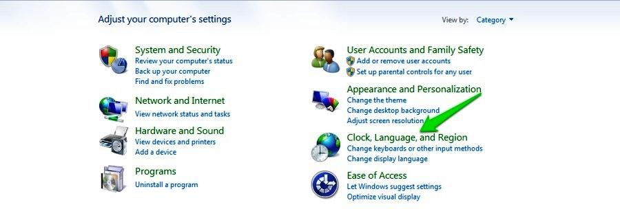 زبان هر ویندوزی را که دارید تغییر دهید + آموزش